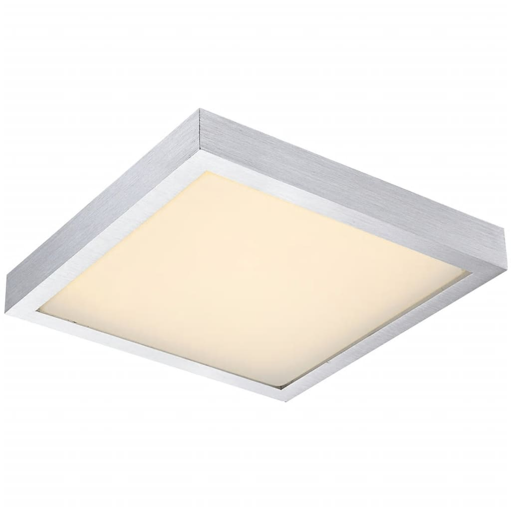 GLOBO LED-taklampe med sensor TAMINA aluminium sølv 41661S