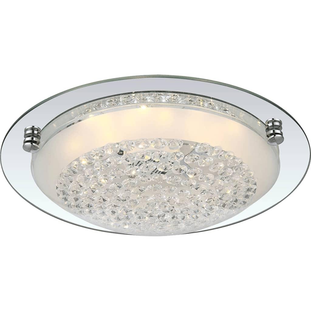 GLOBO LED-Deckenlampe FROO Glas 48249