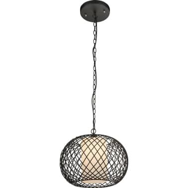 GLOBO Lámpara colgante STACY negra 40 cm 15270[2/3]