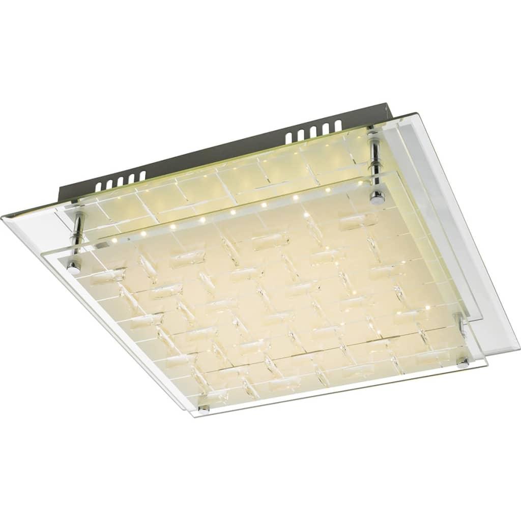 GLOBO LED-Deckenleuchte NUNJO Glas 48212-18