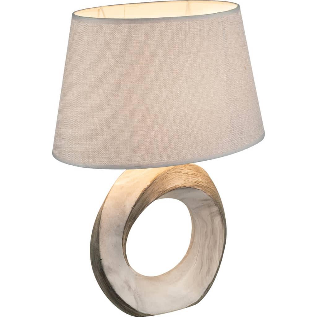 GLOBO Lampă de masă JEREMY, 41,5 cm ceramică 21641T vidaxl.ro