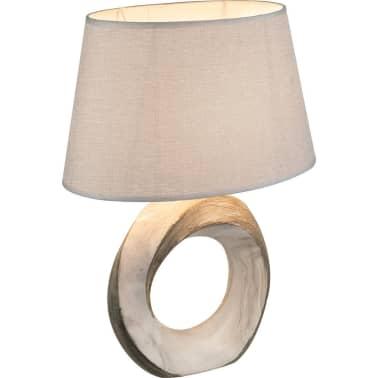 GLOBO Lámpara de mesa JEREMY cerámica 41,5 cm 21641T[1/4]