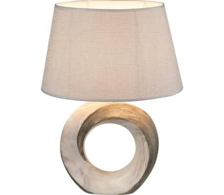 GLOBO Lámpara de mesa JEREMY cerámica 41,5 cm 21641T[2/4]