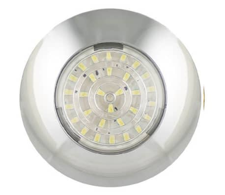 LED Autolamps LED-Innenleuchte 7,5 cm Chrom 7524C[1/2]