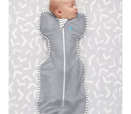 Love to Dream Couverture pour bébés Swaddle UP Original S Gris[4/14]