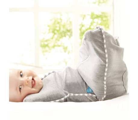 Love to Dream Couverture pour bébés Swaddle UP Original S Gris[9/14]