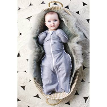 Love to Dream Couverture pour bébés Swaddle UP Original S Gris[11/14]
