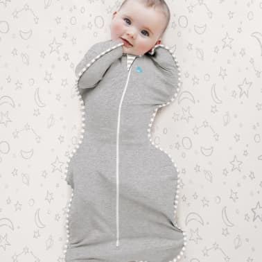Love to Dream Couverture pour bébés Swaddle UP Original S Gris[3/14]