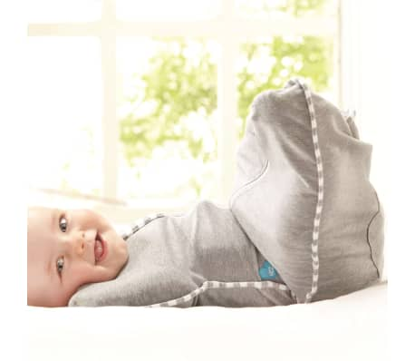 Love to Dream Couverture pour bébés Swaddle UP Original M Gris[8/13]