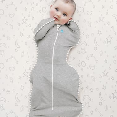 Love to Dream Couverture pour bébés Swaddle UP Original M Gris[3/13]
