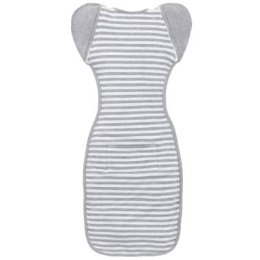 Love to Dream Couverture pour bébés Swaddle UP 50/50 M Gris[2/7]