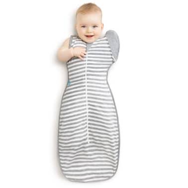 Love to Dream Couverture pour bébés Swaddle UP 50/50 M Gris[3/7]