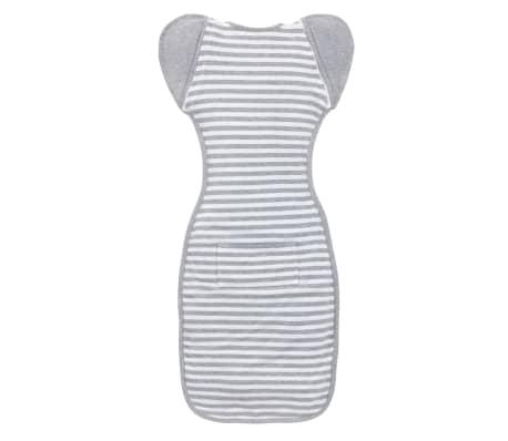 Love to Dream Vystyklas kūdikiui Swaddle UP 50/50, pilkas, L dydžio[2/7]