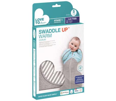 Love to Dream Otulacz dla niemowląt Swaddle UP Warm, M, szary[5/6]