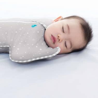 Love to Dream Couverture pour bébés Swaddle UP LITE M Gris[4/7]