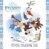 Disney Frozen Kalender 2018