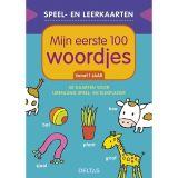 Deltas Speel- en leerkaarten - Mijn eerste 100 woordjes (vanaf 1 jaar)