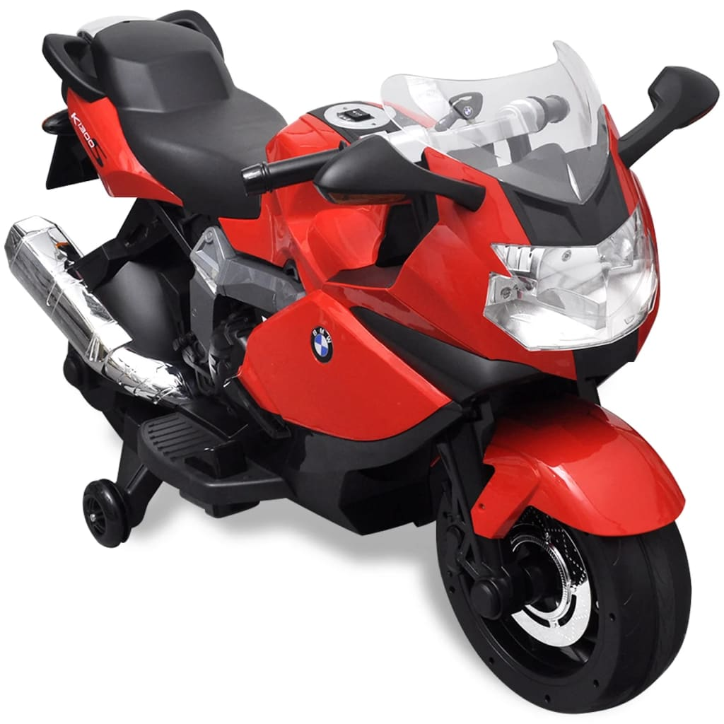 la boutique en ligne moto lectrique bmw 283 rouge 6 v pour enfant. Black Bedroom Furniture Sets. Home Design Ideas