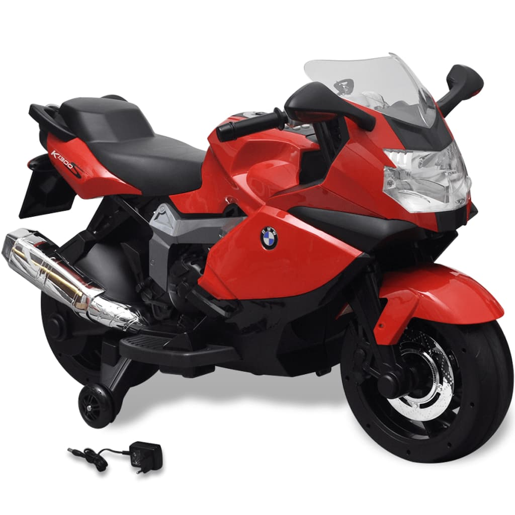 moto lectrique bmw 283 rouge 6 v pour enfant. Black Bedroom Furniture Sets. Home Design Ideas