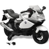 Elektriline mootorratas lastele BMW 283, valge