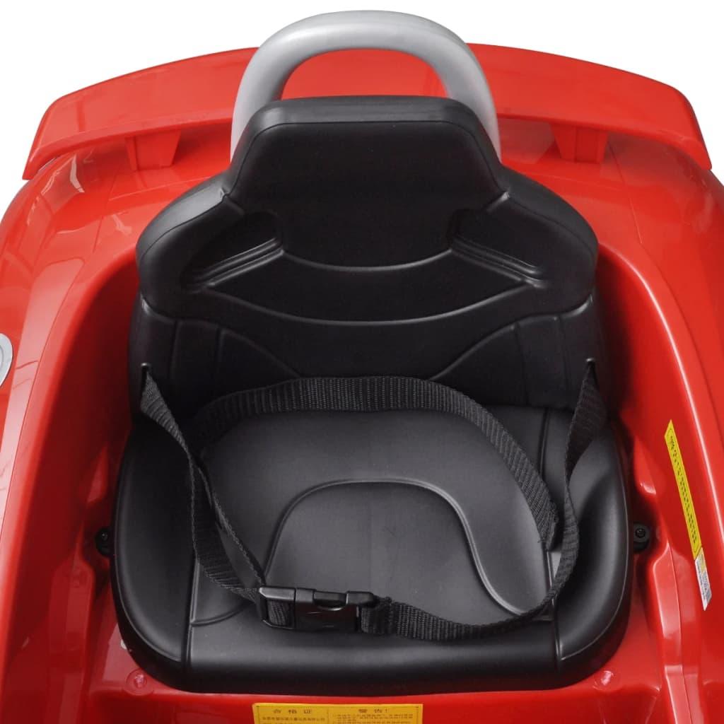 la boutique en ligne voiture lectrique pour enfant audi tt rs rouge avec t l commande. Black Bedroom Furniture Sets. Home Design Ideas