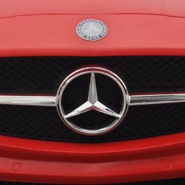 la boutique en ligne voiture lectrique 6 v avec t l commande mercedes benz sls amg rouge. Black Bedroom Furniture Sets. Home Design Ideas