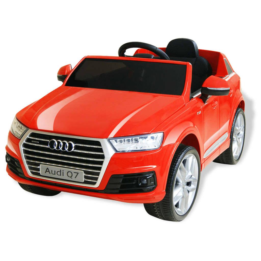 vidaXL Prios elektromos kisautó Audi Q7 6 V