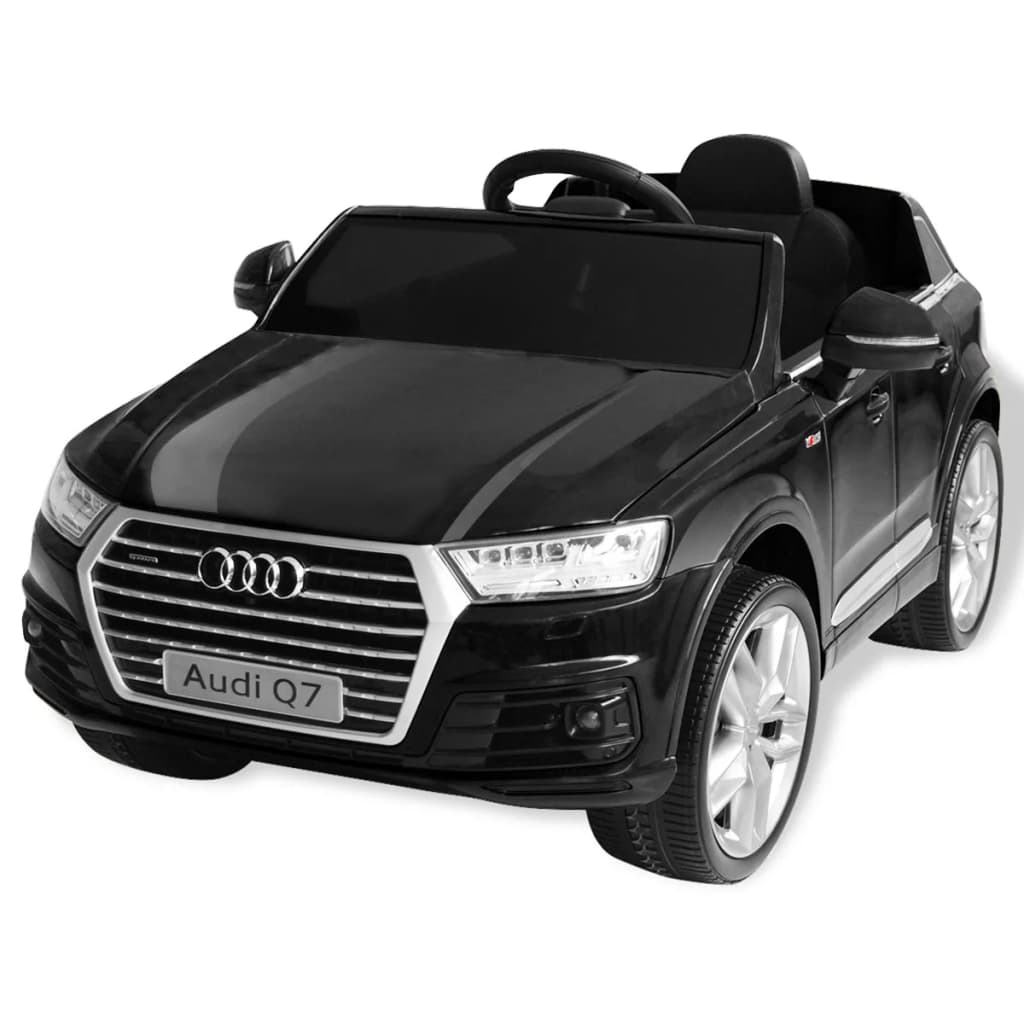 acheter vidaxl voiture lectrique pour enfants audi q7. Black Bedroom Furniture Sets. Home Design Ideas