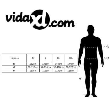 Tarnfarben Regenbekleidung für Männer 2-teilig mit Kapuze Größe XXL[5/6]