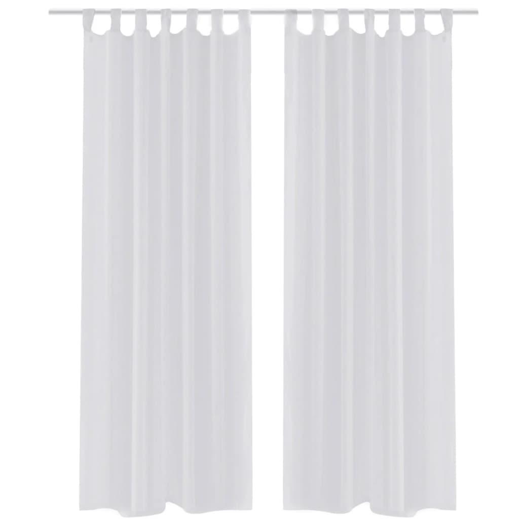 Articoli per tenda trasparente colore bianco 140 x 245 cm - Tenda doccia trasparente ...