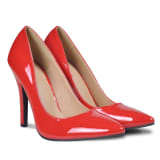 Women's Red Pumps Size 36