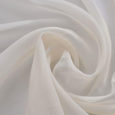 Voile crème 1,45 x 20 m[2/2]