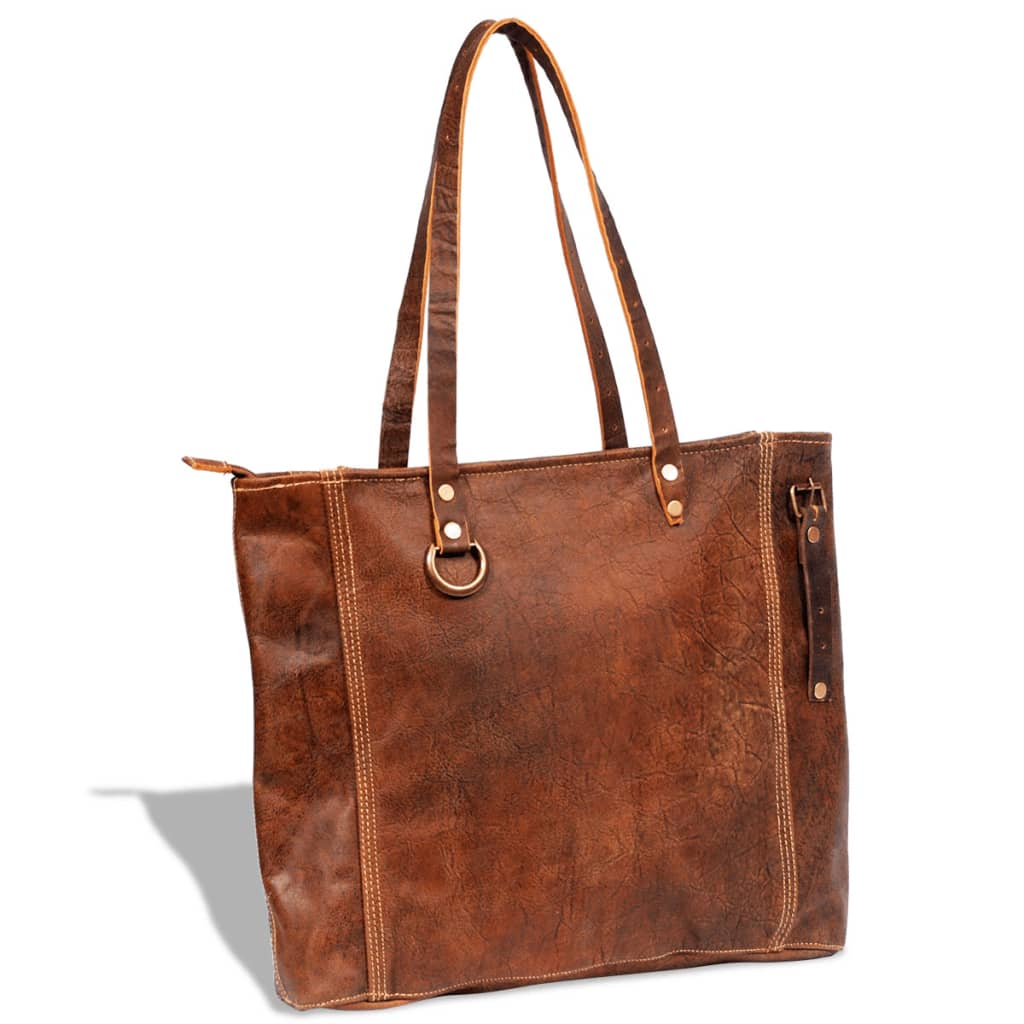 vida-xl-real-leather-shopper-bag-brown