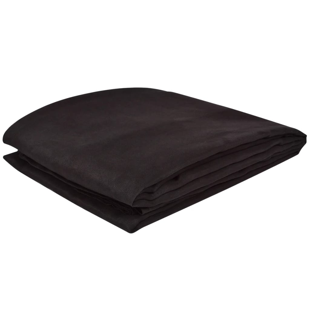 micro suede sofa berwurf tagesdecke braun 210 x 280 cm. Black Bedroom Furniture Sets. Home Design Ideas