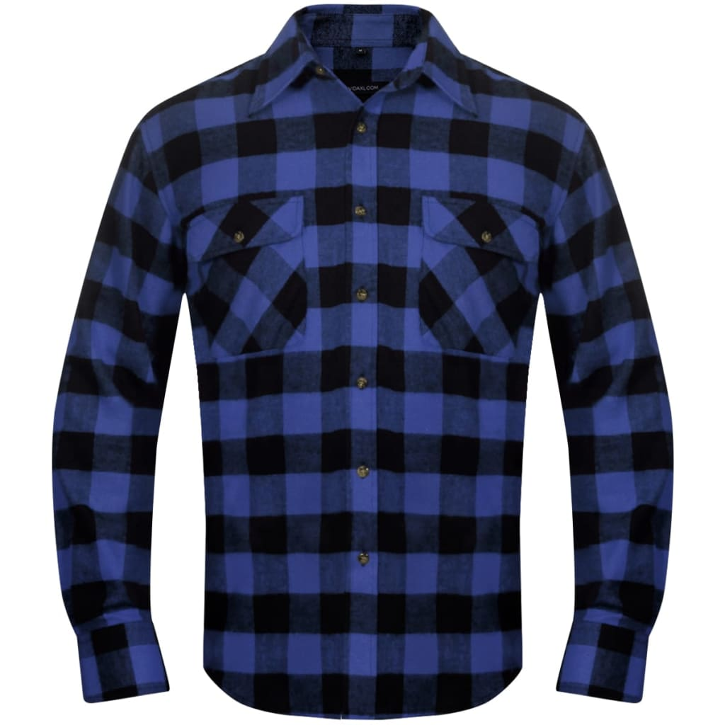 Yarn Dyed Flannel Plaid Blue Navy White Fabric This soft double napped (brushed on both sides) lightweight ( oz per square yard) flannel is perfect for shirts loungewear and more! Features a yarn dyed plaid of navy green white and blue.