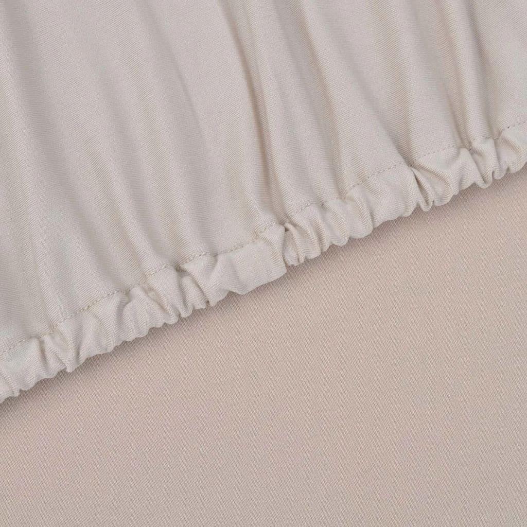 Articoli per vidaxl copridivano elastico fodera beige in - Copridivano beige ...