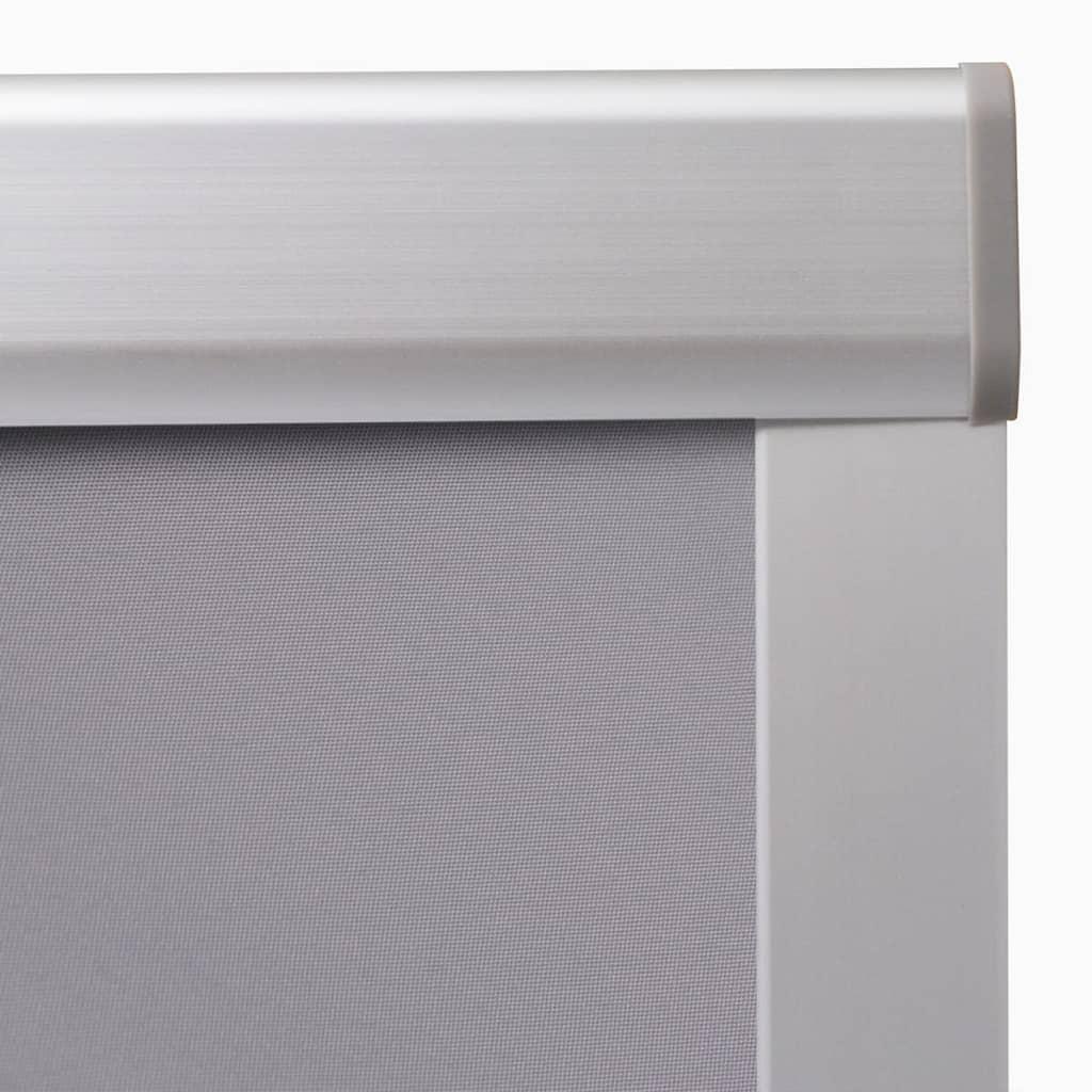 acheter vidaxl store enrouleur occultant gris f06 pas cher. Black Bedroom Furniture Sets. Home Design Ideas