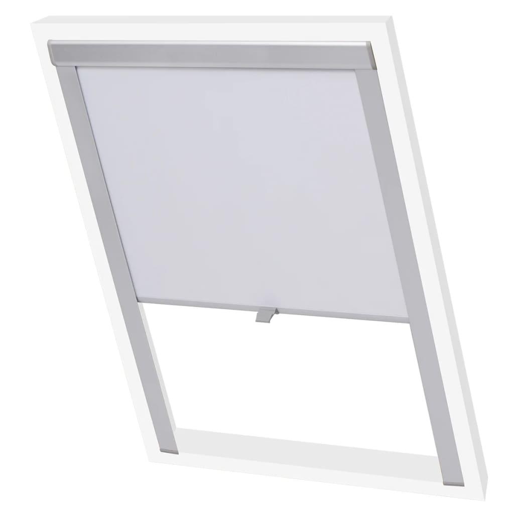 acheter vidaxl store enrouleur occultant blanc 206 pas cher. Black Bedroom Furniture Sets. Home Design Ideas