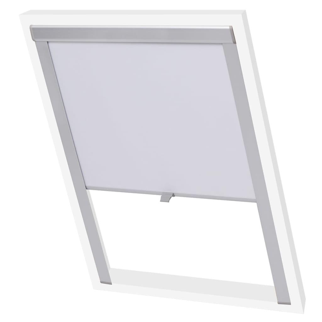 acheter vidaxl store enrouleur occultant blanc f06 pas. Black Bedroom Furniture Sets. Home Design Ideas