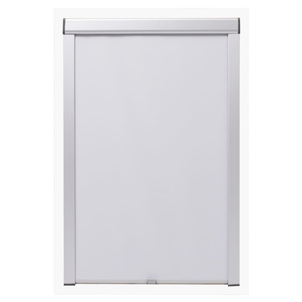 acheter vidaxl store enrouleur occultant blanc m04 304 pas cher. Black Bedroom Furniture Sets. Home Design Ideas