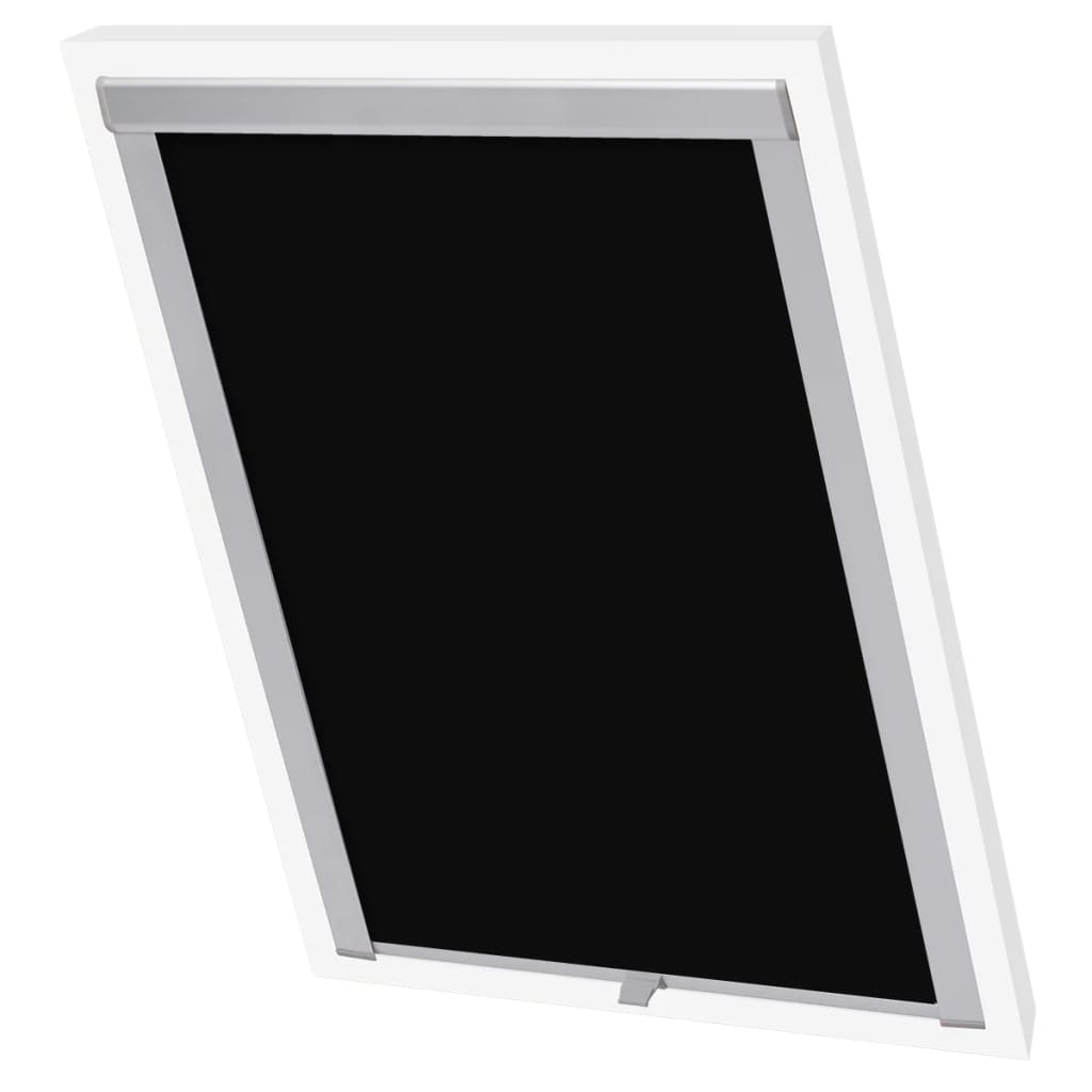 acheter vidaxl store enrouleur occultant noir m06 306 pas cher. Black Bedroom Furniture Sets. Home Design Ideas