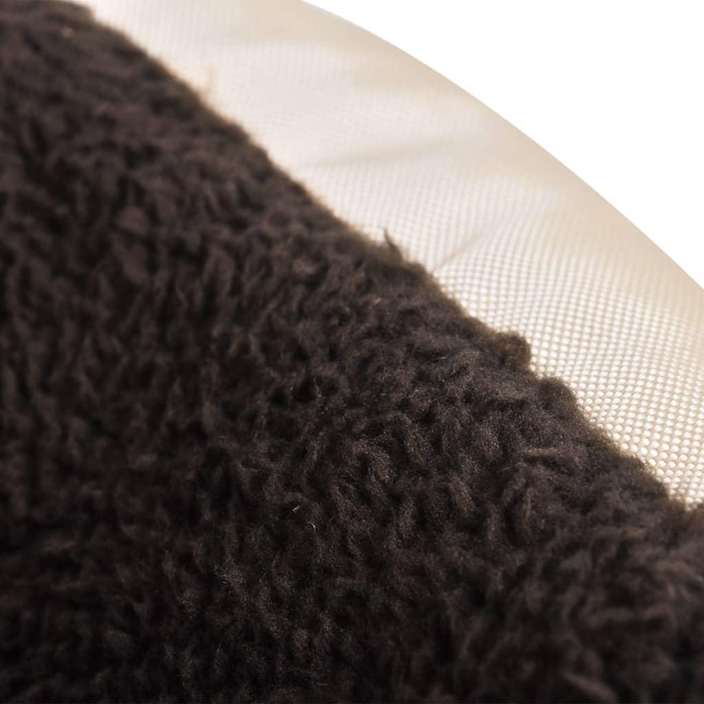 la boutique en ligne vidaxl lit pour chien taille xxl beige et marron. Black Bedroom Furniture Sets. Home Design Ideas