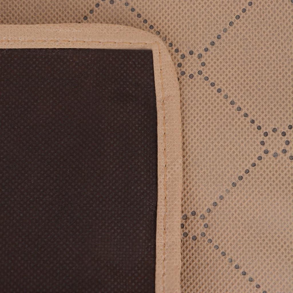 Vidaxl coperta da picnic beige e marrone 150x200 cm for Tende beige e marrone