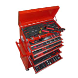 Tool Chest: 7 Drawers & 250 Tools Included