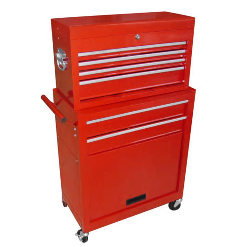 vida-xl-tool-chest-red