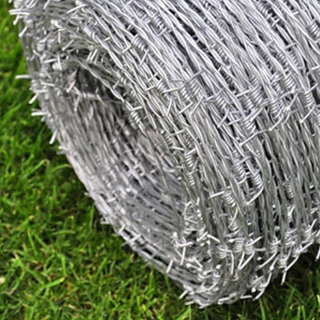 Barbed Wire 1640 Vidaxl Com