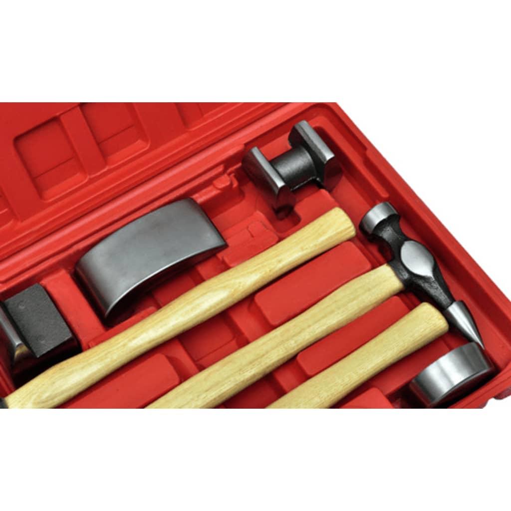 La boutique en ligne set de marteau et tas pour carrossier - Marteau de carrossier ...