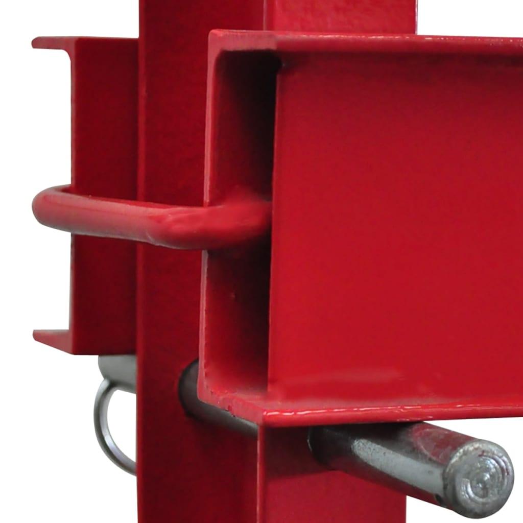 acheter vidaxl presse hydraulique d 39 atelier 12 tonnes pas cher. Black Bedroom Furniture Sets. Home Design Ideas