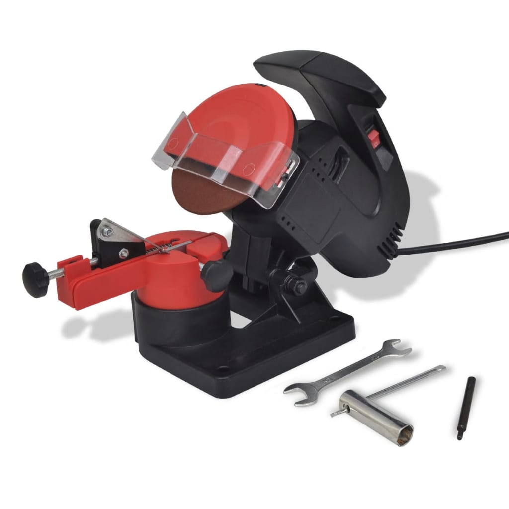 vidaXL Chain Saw Sharpener