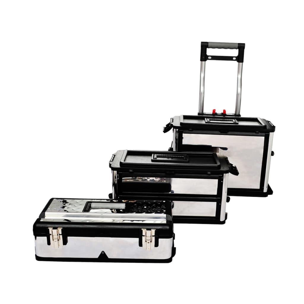 acheter caisse valise coffre bo te outils roulette pas cher. Black Bedroom Furniture Sets. Home Design Ideas